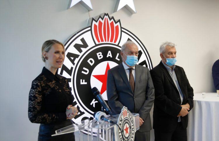 Foto: JSD Partizan